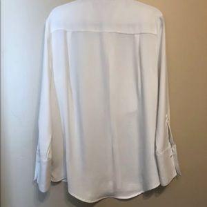 Victoria Beckham for Target Tops - Victoria Beckham Target Tuxedo Shirt L